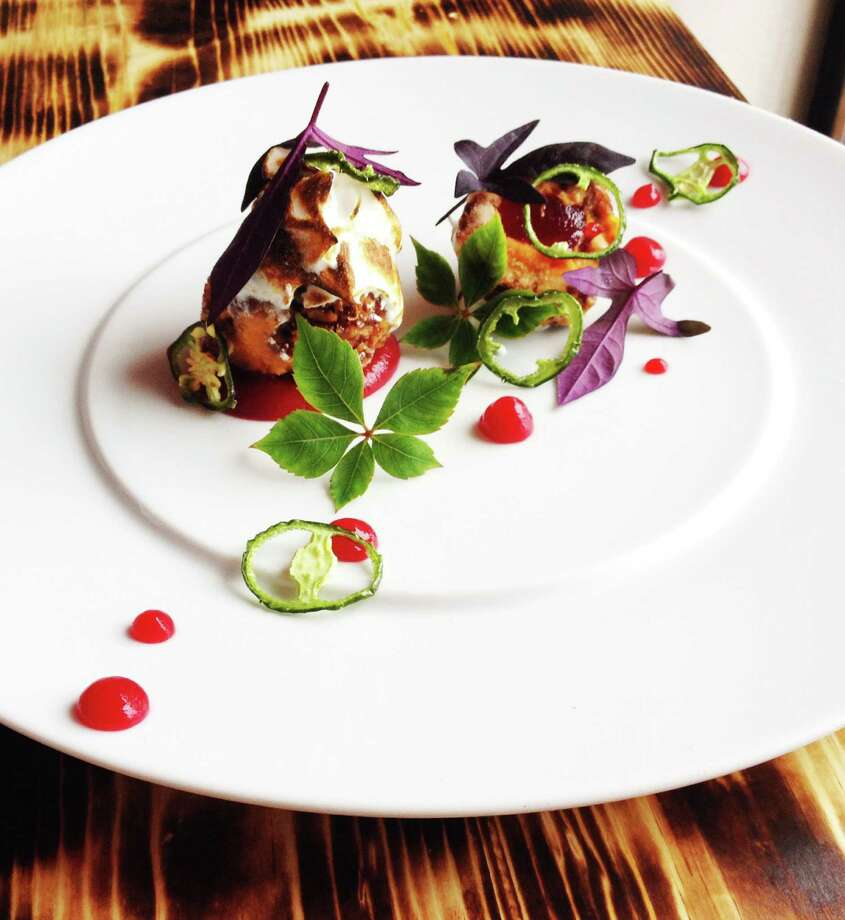 Fried Pilgrims Balls, created by the chef at Uchi, will be one of the entries in the Falliday Leftover Throwdown Wednesday. Photo: Courtesy Photo