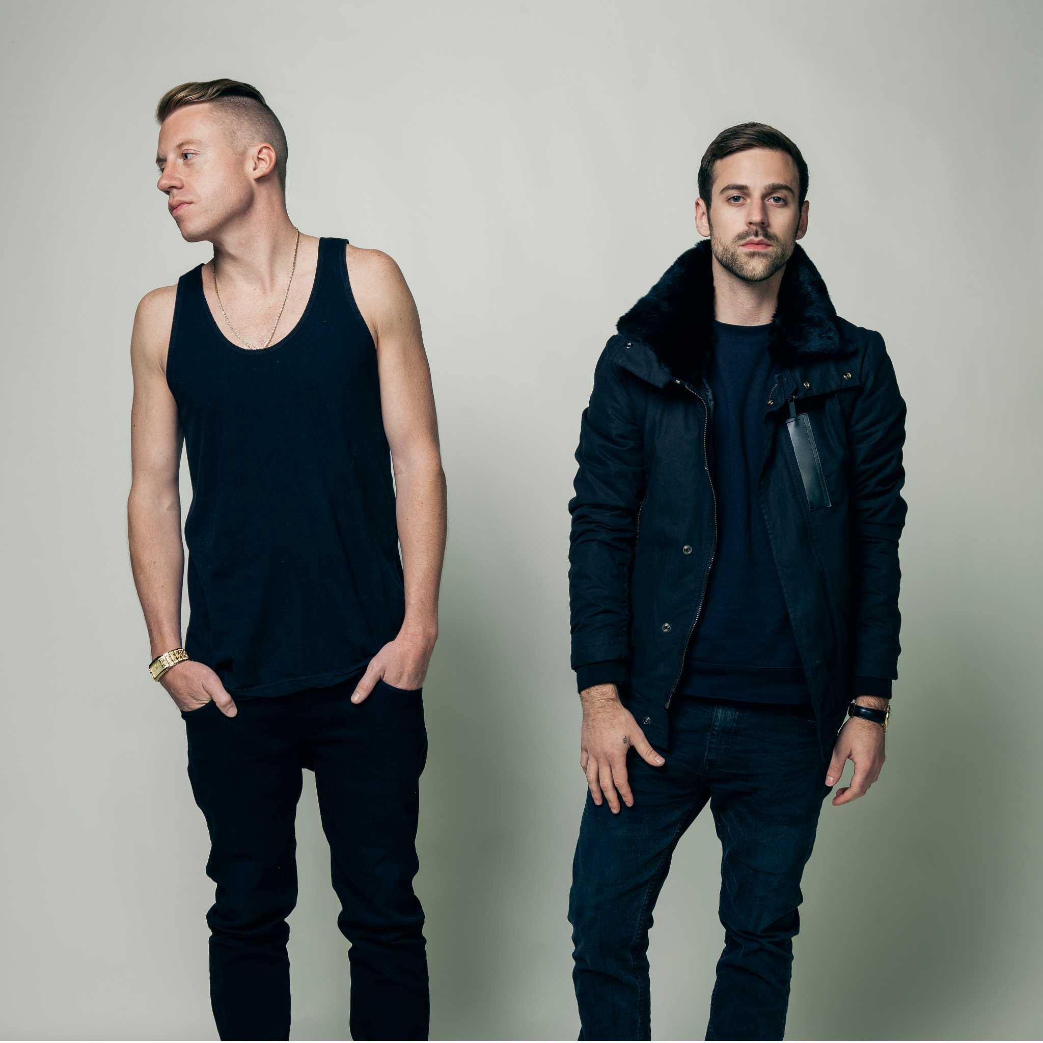 macklemore & ryan lewis don't follow the hip-hop pack