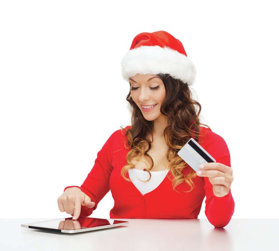 Holiday shopping online (Fotolia) Photo: Lev Dolgachov / lev dolgachov
