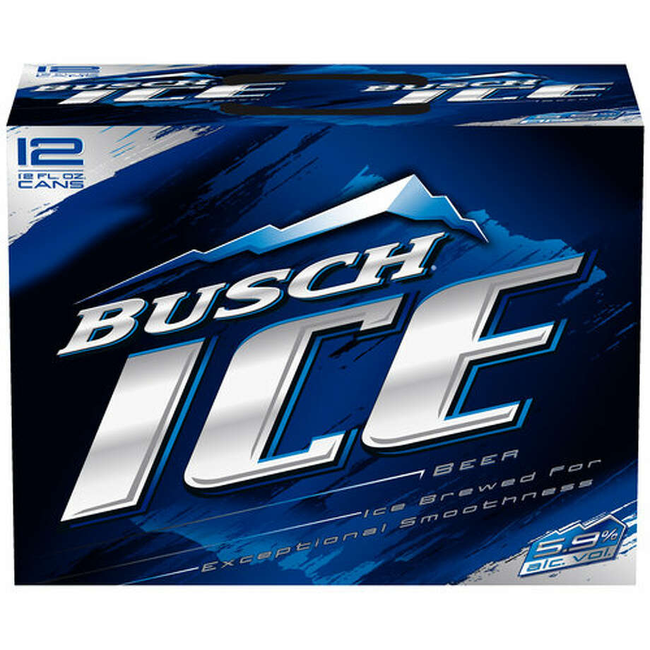 Busch Ice Photo: Refined Guy