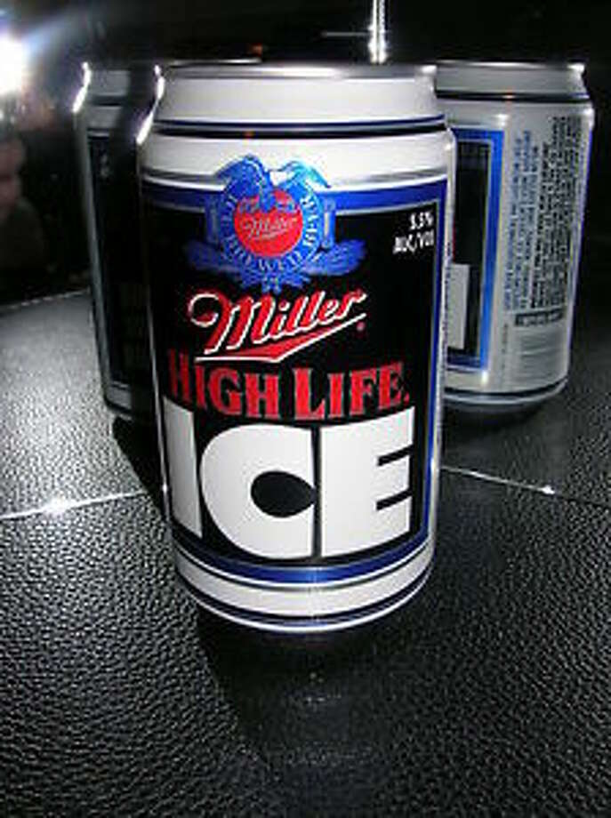 "Miller High Life Ice - the ""Ice"" version of ""the champagne of beers."" Photo: Ebay"