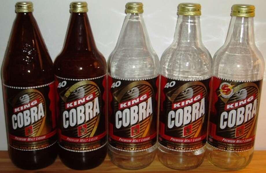 King Cobra Malt Liquor Photo: 40ozmaltliquor.com