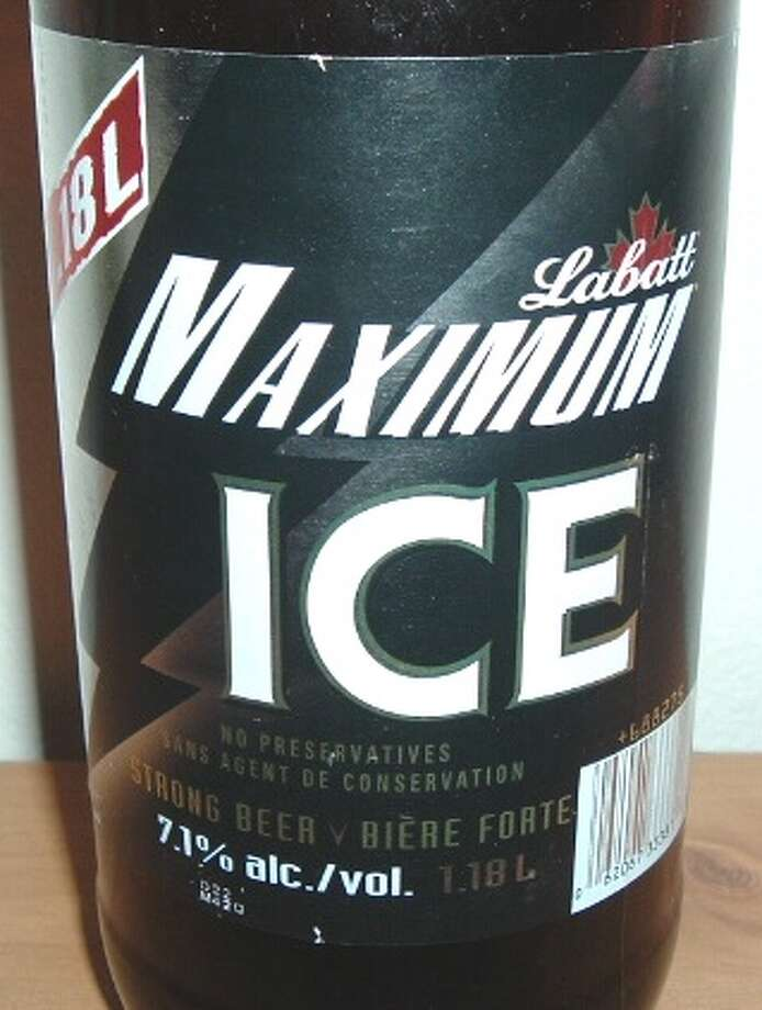 Maximum Ice  You know, if you want the upper limit of ice. Photo: 40ouncebeer.com
