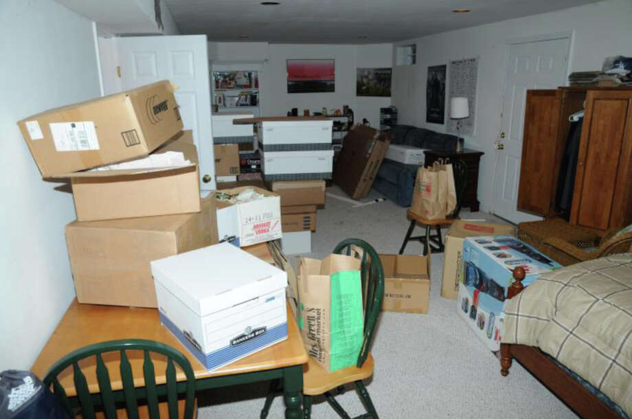 159- Basement  Photos from the Report of the State's Attorney for the Judicial District of Danbury on the Shootings at Sandy Hook Elementary School and 36 Yoganda Street, Newtown Connecticut. Photo: Office Of The State's Attorney J / Connecticut Post contributed
