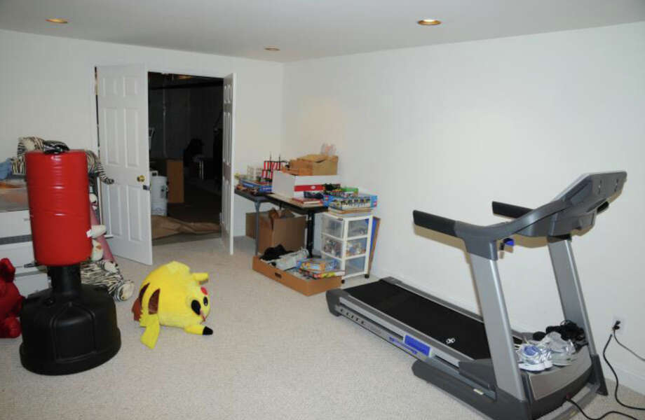 173- Basement   Photos from the Report of the State's Attorney for the Judicial District of Danbury on the Shootings at Sandy Hook Elementary School and 36 Yoganda Street, Newtown Connecticut. Photo: Office Of The State's Attorney J / Connecticut Post contributed