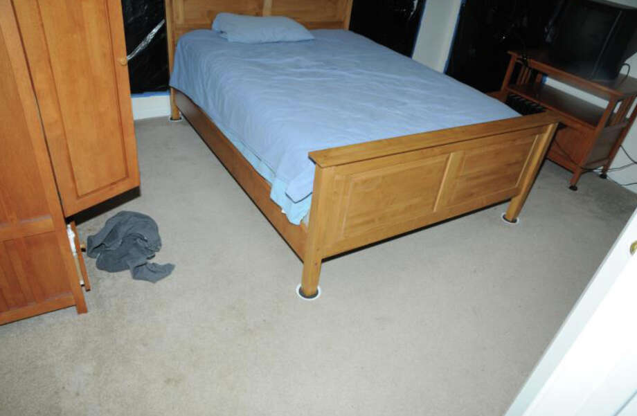 189- South end bedroom (shooter's room)  Photos from the Report of the State's Attorney for the Judicial District of Danbury on the Shootings at Sandy Hook Elementary School and 36 Yoganda Street, Newtown Connecticut. Photo: Office Of The State's Attorney J / Connecticut Post contributed