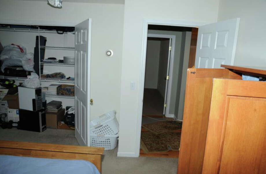 193- South end bedroom (shooter's room)  Photos from the Report of the State's Attorney for the Judicial District of Danbury on the Shootings at Sandy Hook Elementary School and 36 Yoganda Street, Newtown Connecticut. Photo: Office Of The State's Attorney J / Connecticut Post contributed