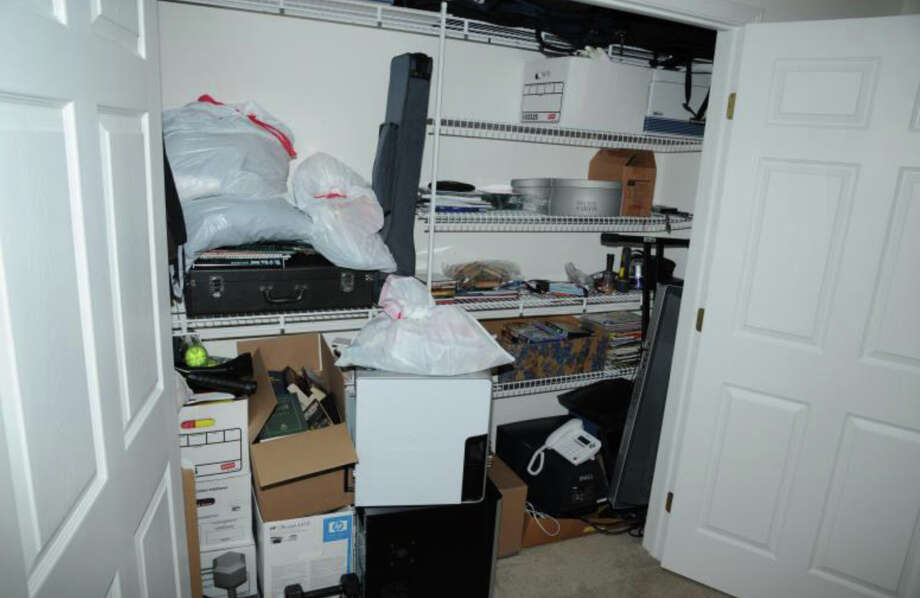 196- South end bedroom (shooter's room)  Photos from the Report of the State's Attorney for the Judicial District of Danbury on the Shootings at Sandy Hook Elementary School and 36 Yoganda Street, Newtown Connecticut. Photo: Office Of The State's Attorney J / Connecticut Post contributed