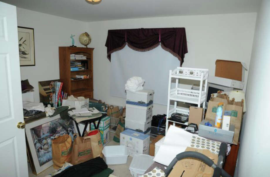 222- Northeast storage room  Photos from the Report of the State's Attorney for the Judicial District of Danbury on the Shootings at Sandy Hook Elementary School and 36 Yoganda Street, Newtown Connecticut. Photo: Office Of The State's Attorney J / Connecticut Post contributed