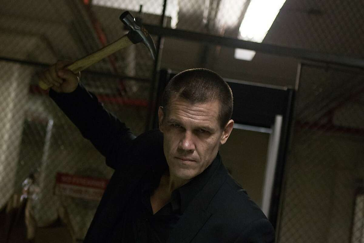 This image released by FilmDistrict Pictures shows Josh Brolin in a scene from