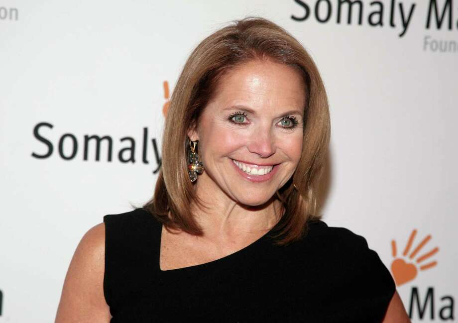 Trinity College will feature award-winning journalist Katie Couric as the Undergraduate Commencement speaker on May 18. Photo: Andy Kropa, INVL / Invision