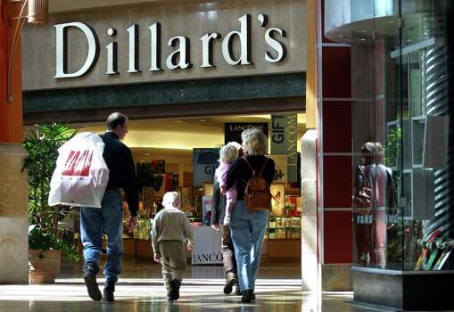 Dillard's: Opens at 8 a.m. Black Friday; www.dillards.com Photo: Jerry Cleveland, Getty Images / Denver Post