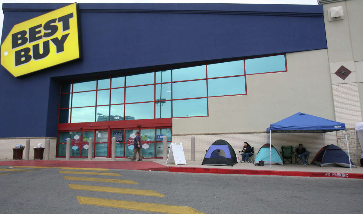 Best Buy 6 p.m. Thanksgiving Day through 10 p.m. Friday View Houston area Black Friday deals