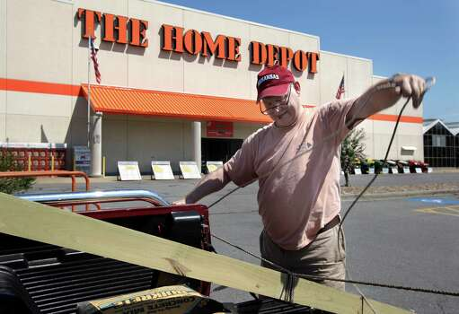 Home Depot: Open 5 a.m. to 10 p.m. Black Friday; www.homedepot.com Photo: Danny Johnston, Associated Press / AP