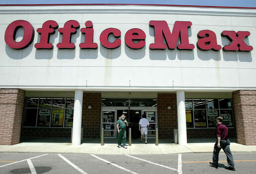 OfficeMax: Open 8 p.m. Thanksgiving Day; www.officemax.com Photo: JAY LAPRETE, Associated Press / AP