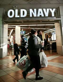 Old Navy: Open 9 a.m. to 4 p.m. Thanksgiving Day. Will reopen at 7 p.m. on Thanksgiving Day and close at 10 p.m. Black Friday; www.oldnavy.com Photo: Bebeto Matthews, Associated Press / AP2013