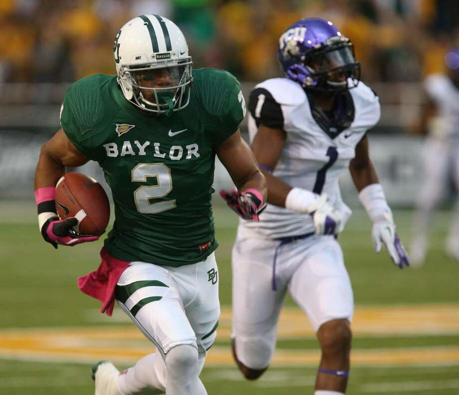 Baylor and TCU stage another episode in the more than 100-year rivalry.