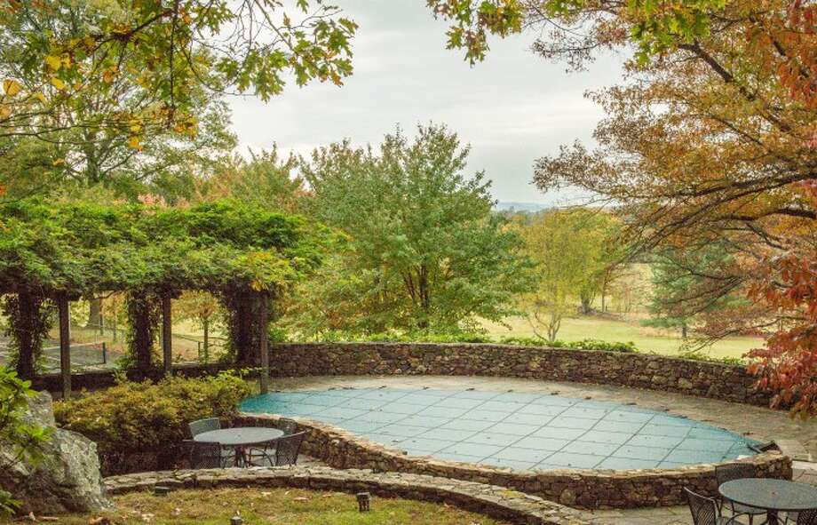 Outdoor features and view. Photos: Atoka Properties/ Patricia Burns
