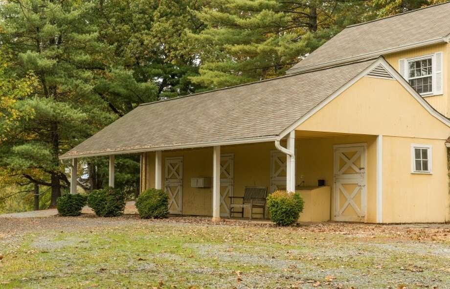 Equestrian center. Photos: Atoka Properties/ Patricia Burns
