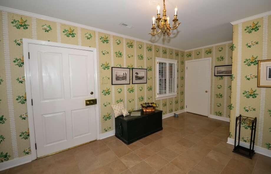 Hallway, original floors. Photos: Atoka Properties/ Patricia Burns