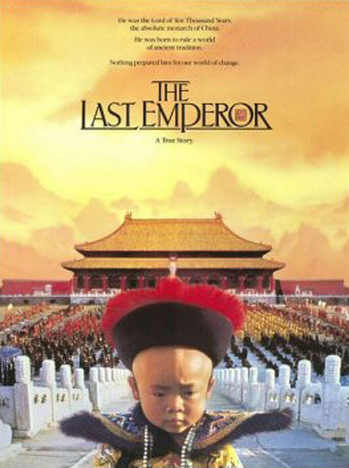 """The Last Emperor"" sequel: Turns out, he was the Second To Last Emperor!  Photo: Getty Images"