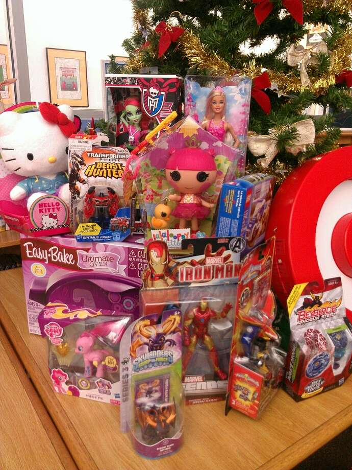 Which sales are worth clamoring for this Black Friday weekend? Students at Houston's Longfellow Elementary have some ideas. Here are the kids' picks for the top toys of 2013. Photo: Craig Hlavaty/Chronicle