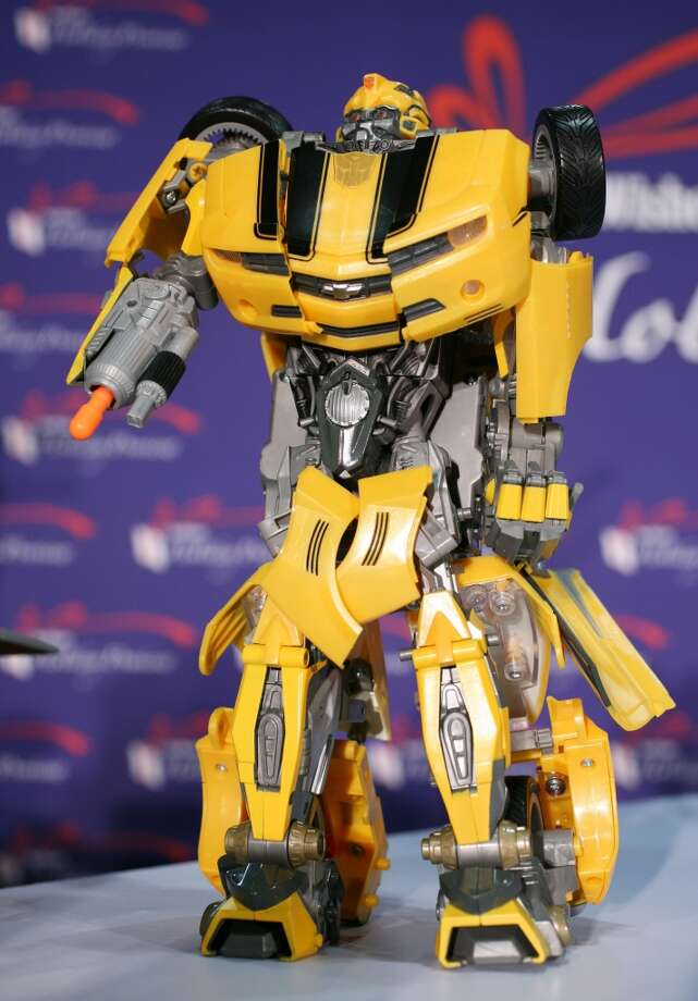 Boys No. 10: Transformers Photo: Mark Lennihan, AP