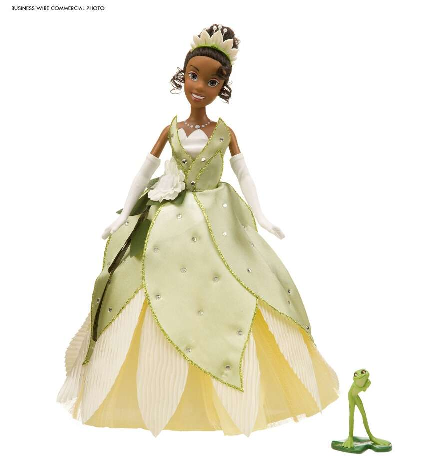 Girls No. 10: Disney dolls Photo: Business Wire