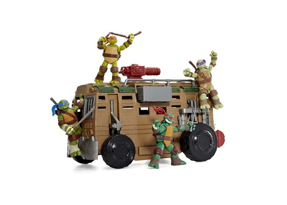 Boys No. 9:Ninja Turtles Photo: Marko Metzinger/Studio D, Associated Press