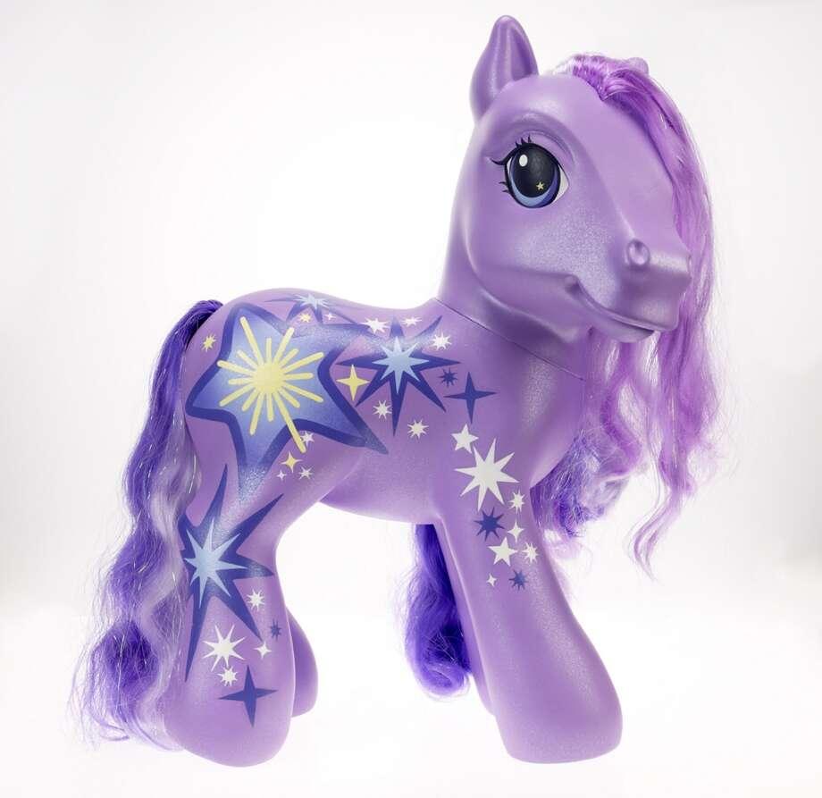 Girls No. 9: My Little Pony Photo: AP