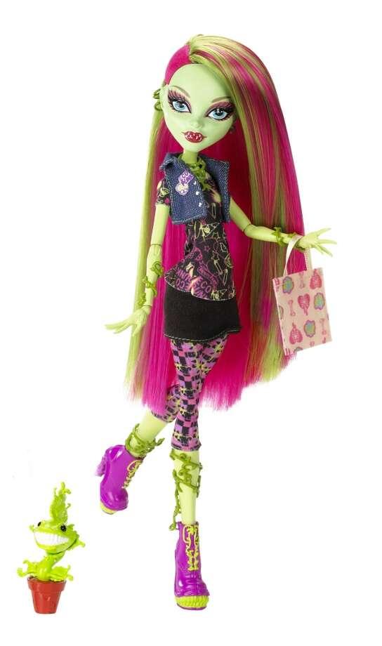 Girls No. 8: Monster High Photo: Handout, Mattel