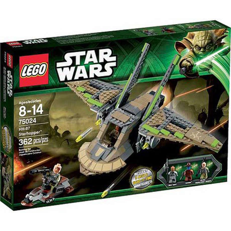 Boys No. 3:Legos Photo: Walmart