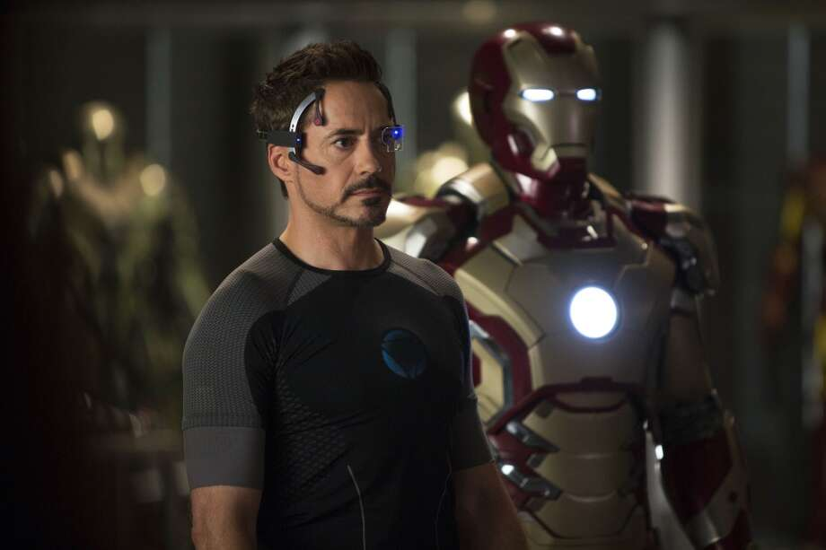 Boys No. 1: Iron Man Photo: Zade Rosenthal, Associated Press