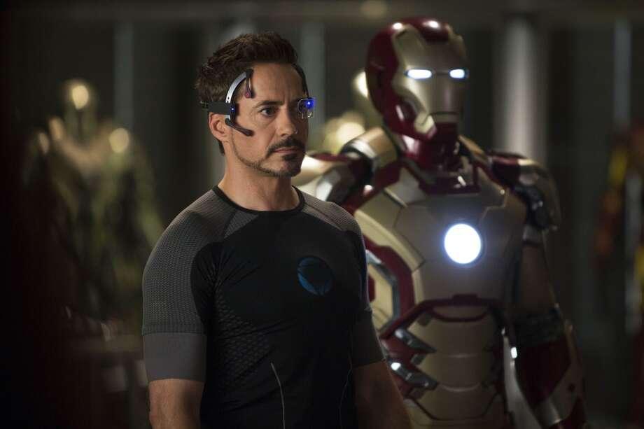 Boys No. 1:Iron Man Photo: Zade Rosenthal, Associated Press