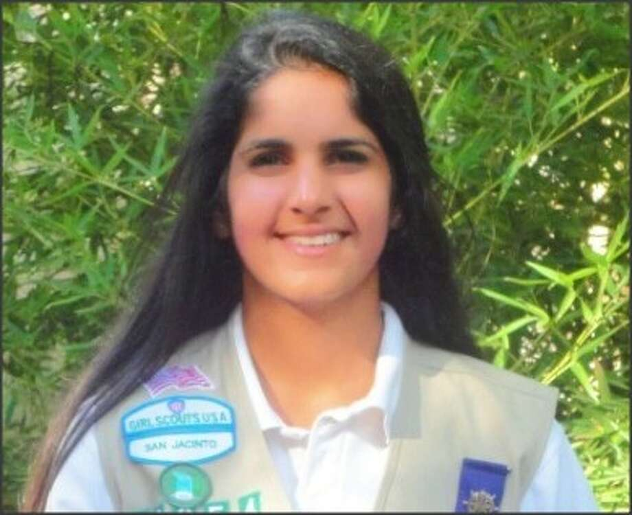 Mariam Khaldoon Photo: Girl Scouts Of San Jacinto Council Photo