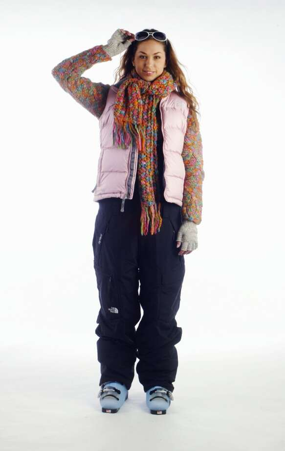 2005: Ski fashions Photo: JERRY NAUNHEIM JR., KRT