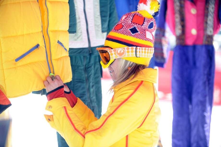 2010: Ski fashion Photo: Andy Cross, Denver Post Via Getty Images