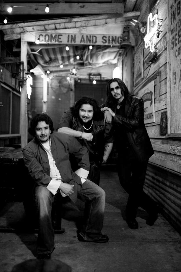 Los Lonely Boys, texican rock'n roll band, from Sam Angelo, Texas. Courtesy, The 3 Collective. / DirectToArchive