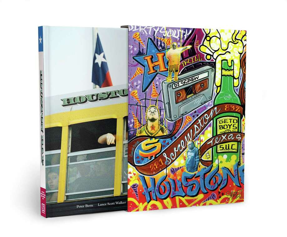 """Houston Rap"" by Peter Beste and Lance Scott Walker Photo: Sinecure Books"