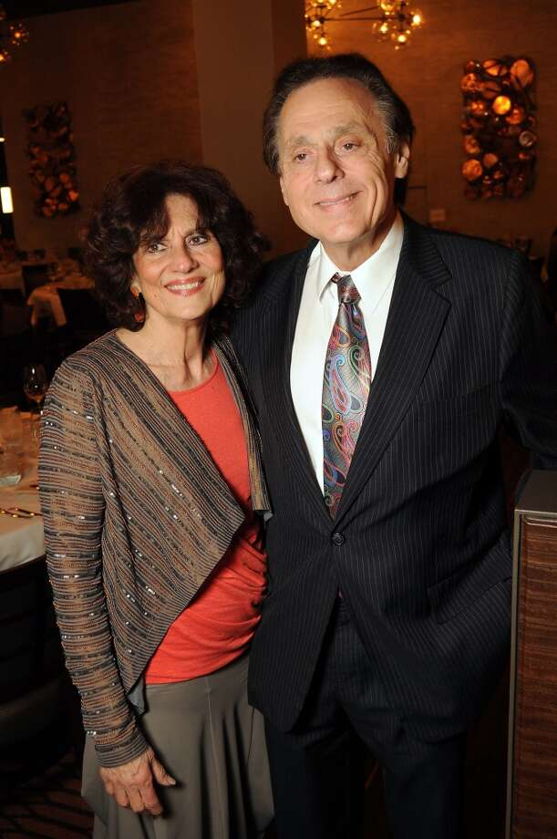 Donna and Tony Vallone Photo: Dave Rossman / Special To The Chronicle