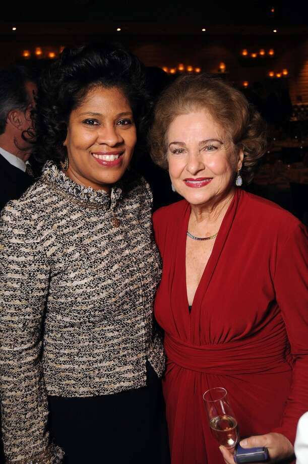 Diedra Fontaine and Joann Crassas Photo: Dave Rossman / Special To The Chronicle