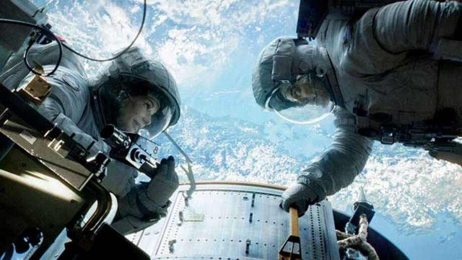 "Best motion picture, drama""Gravity"""