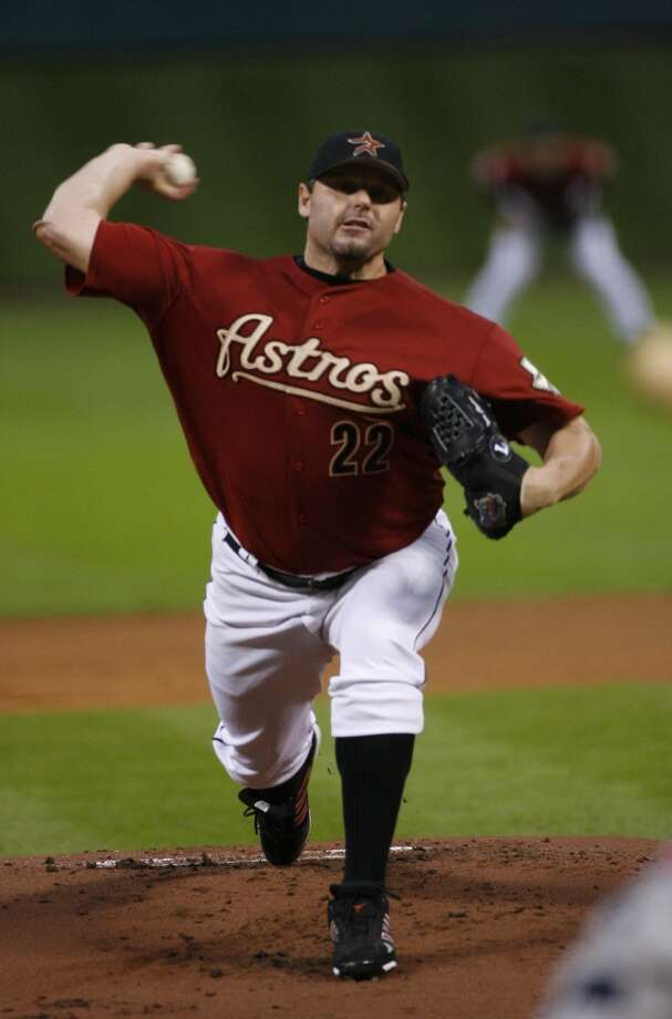 Roger Clemens Photo: Karen Warren, Houston Chronicle