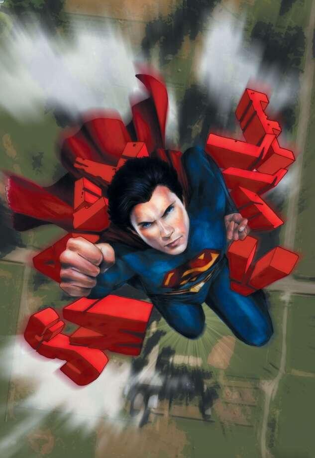 'Smallville' No. 1