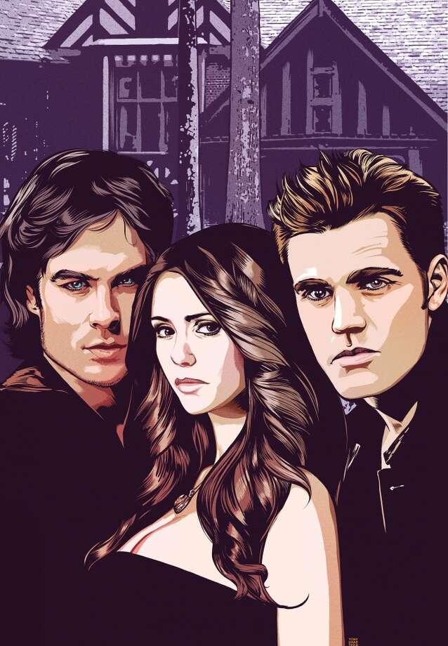 'Vampire Diaries' No. 1