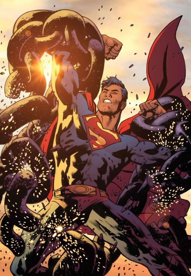 'Adventures of Superman' No. 1