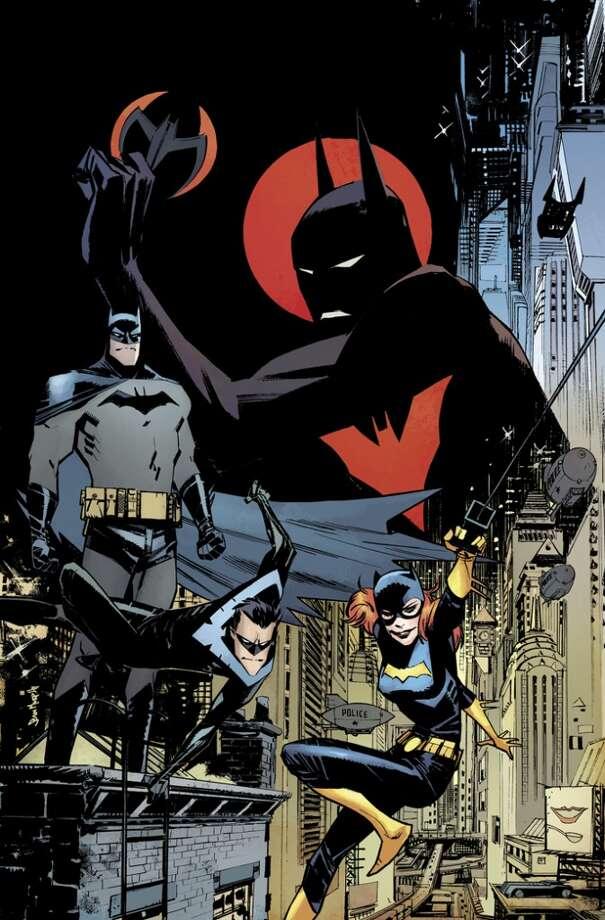 'Batman Beyond' No. 1