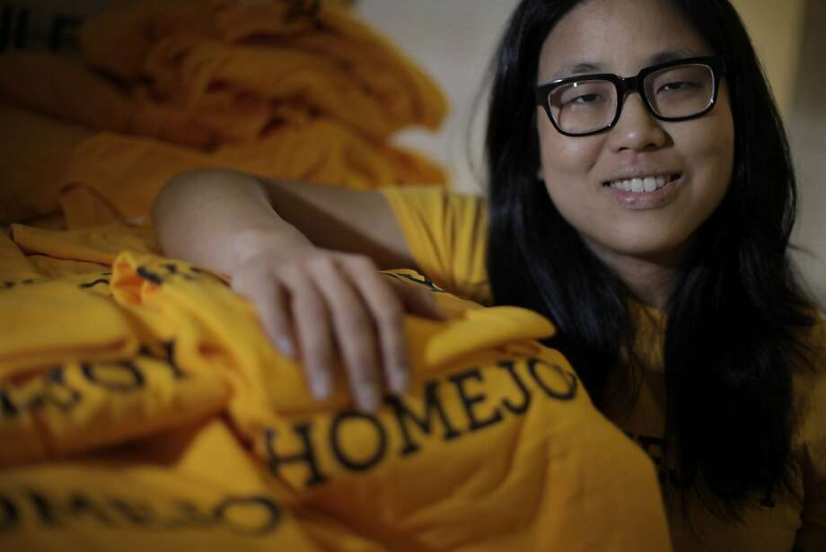 Adora Cheung, CEO and co-founder of Homejoy, in the company's San Francisco, Calif, headquarters on Thursday, November 14, 2013. Photo: Carlos Avila Gonzalez, The Chronicle