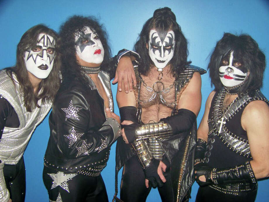 Kiss Alive will perform at The Ridgefield Playhouse on Friday, Dec. 6. Photo: Contributed Photo / The News-Times Contributed