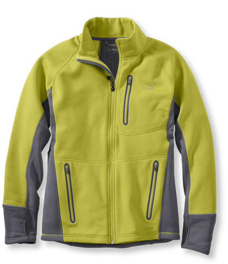 For Fitness Gifts  2013. L.L.Bean Men's TrioZone jacket, $129 at llbean.com Photo: HANDOUT, COURTESY